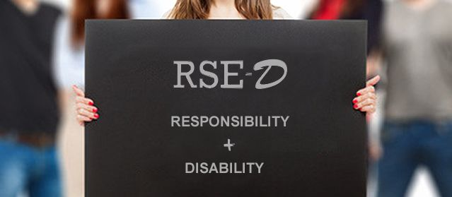rse-d responsibility + disability
